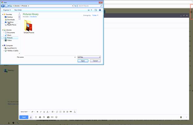 "Copy File Path"" Feature in Organizer"